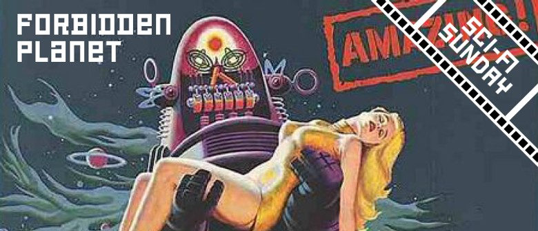 Sci Fi Sunday: Forbidden Planet