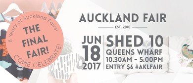The Final Auckland Fair