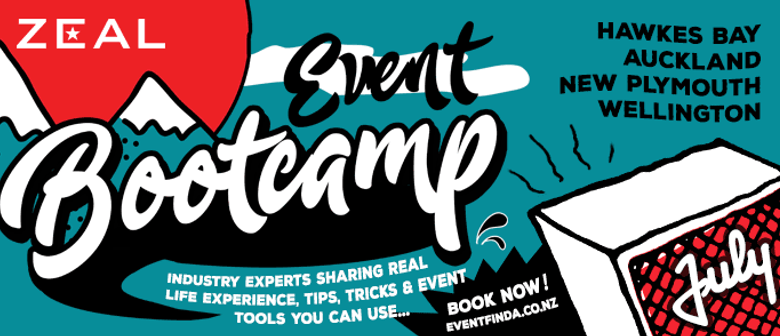 Zeal Event Bootcamp - New Plymouth