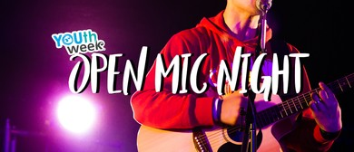 Youth Week Open Mic