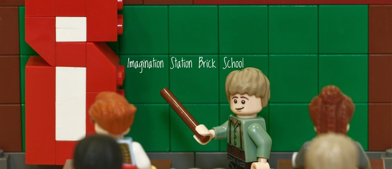 Imagination Station Brick School: SOLD OUT