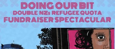 Double NZ's Refugee Quota Benefit Concert