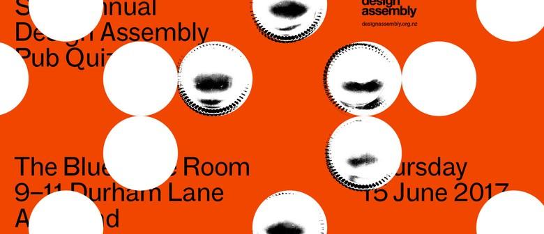 6th Annual Design Assembly Pub Quiz