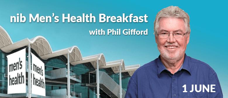 nib Men's Health Breakfast