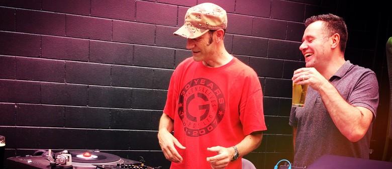 DJ Dubhead and Stinky Jim