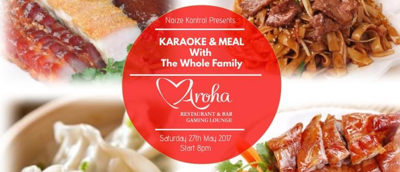 Asian Cuisine & Karaoke