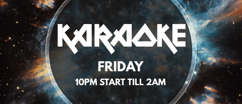 Karaoke Friday Nights With Noize Kontrol