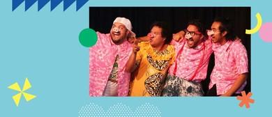 Auckland Live Pick & Mix Goldilocks & the Three Little Puaka