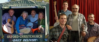 The Porthillbillys & Hidden Talent: Two Bands Double the Fun