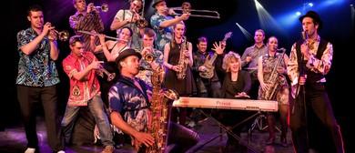 Hot Tub & The Great Lake Big Band