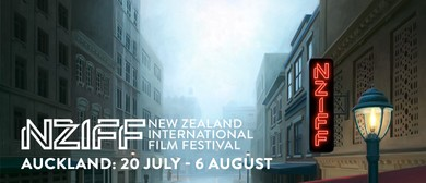 New Zealand International Film Festival In Auckland