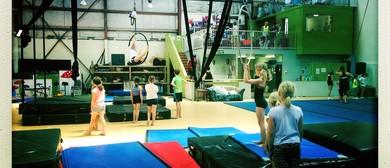 Circus School Holiday Programme