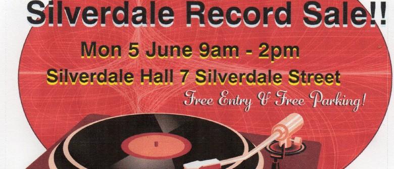Vinyl Record Sale - Queen's Birthday