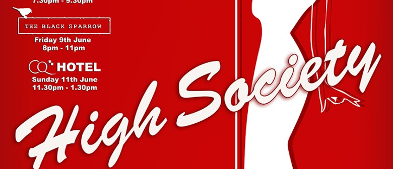 Celebrate A 2017 Pre-Jazz Fest Gig with High Society