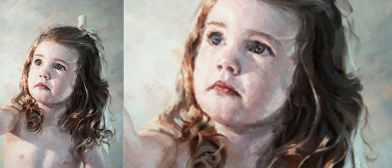 Acrylic Painting workshop with Barry and Lucy McCann