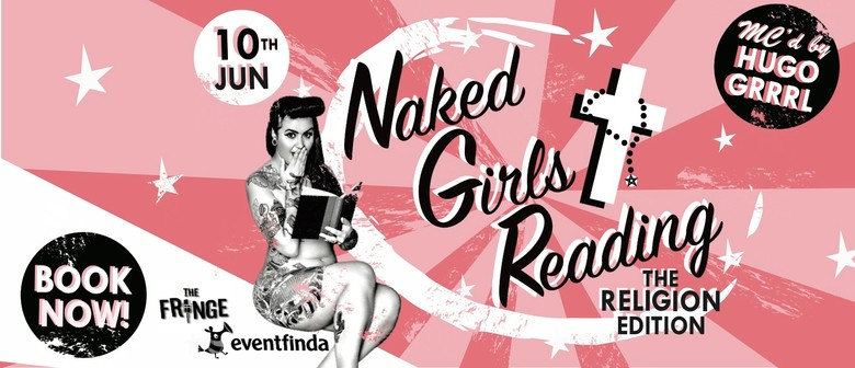 Naked Girls Reading: The Religion Edition
