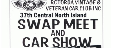Central North Island Swap Meet and Car Show