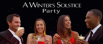 Winter Solstice Party - Black and Red Theme: POSTPONED