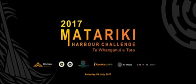 Matariki-Wellington Harbour Challenge
