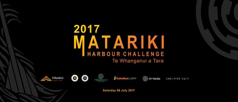 Matariki-Wellington Harbour Challenge