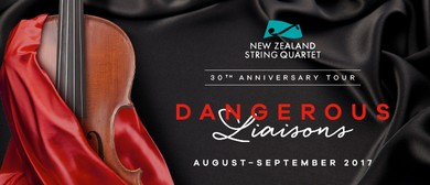 NZ String Quartet - Dangerous Liaisons