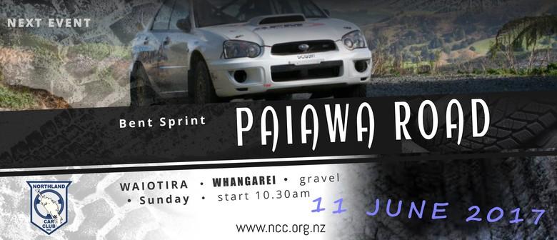 Northland Car Club - Bent Sprint