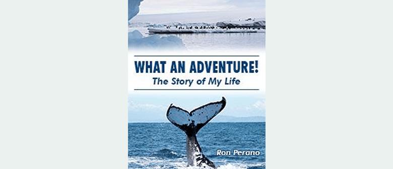 Author Talk: Ron Perano