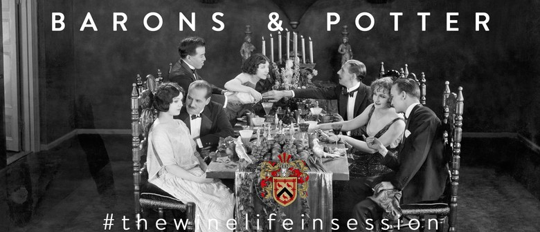 Barons & Potter Annual Gala Wine Dinner 2017