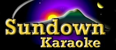 Sundown Karaoke and DJ Entertainment