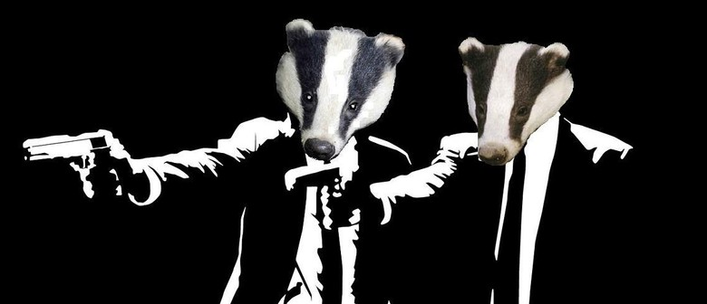 Joe & Badger