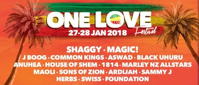 One Love 2018