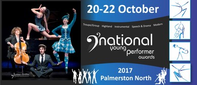 National Young Performer Awards 2017