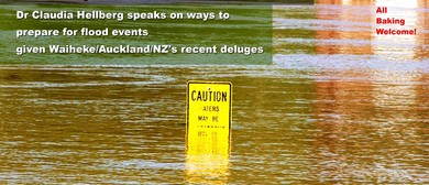 Be Prepared for Future Floods