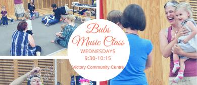 Bubs Music Class