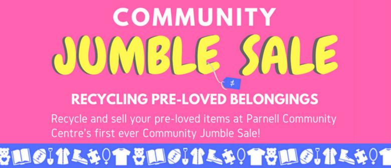 Community Jumble Sale