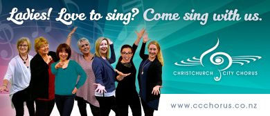 Ladies! Love to Sing? Come Sing With Us