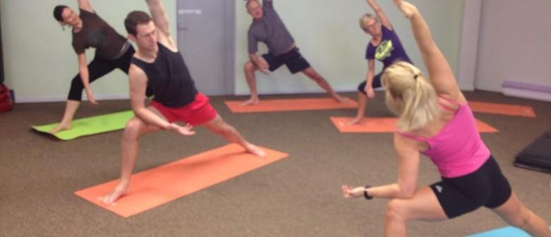 World Yoga Day Fundraiser