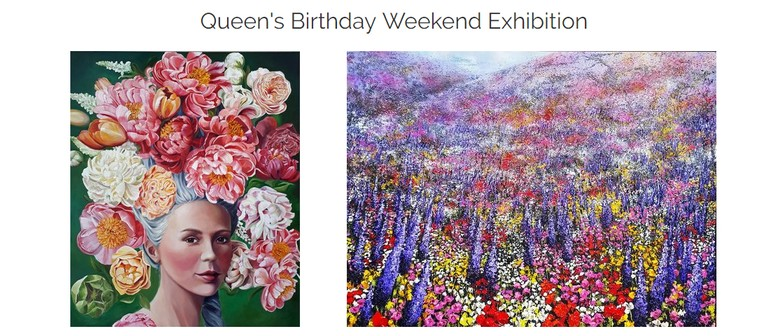 Queen's Birthday Weekend Exhibition - Nature's Mistique