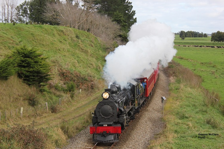 Steam Into Spring - Paekakariki - Eventfinda