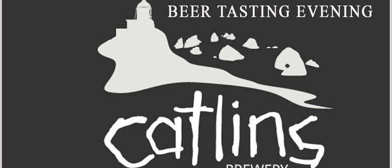 Catlin's Brewery Craft Beer Tasting