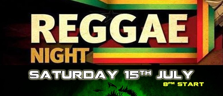 Reggae Night Featuring DubFreqNZ