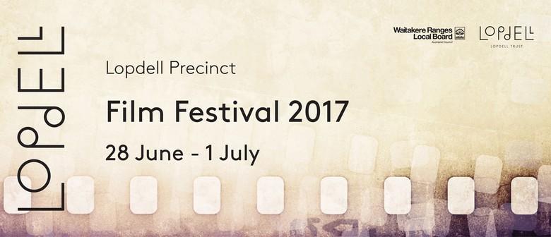 Lopdell Film Festival - Short Film Presentation