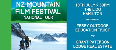NZ Mountain Film Festival - National Tour