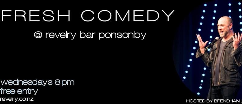 Revelry Fresh Comedy Night
