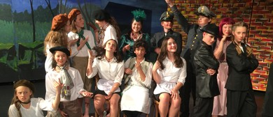Two Youth Theatre Holiday Camps (4 Days + Performance)