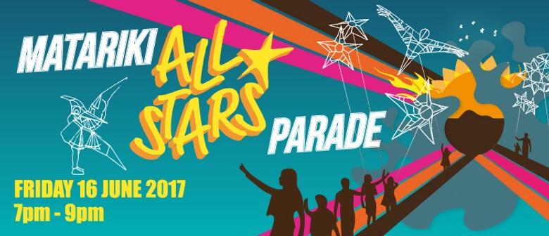 Matariki All Stars Parade