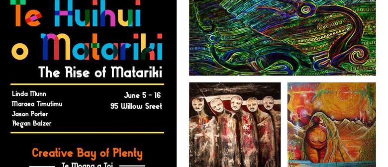 Exhibition Opening - Te Huihui O Matariki