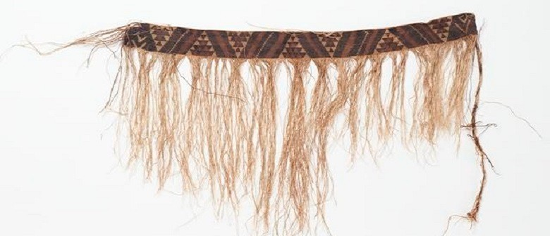 Tāniko Weaving Workshops With Wiki Bidois