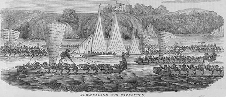 Defending Tauranga (1818-1840) Lecture by Trevor Bentley