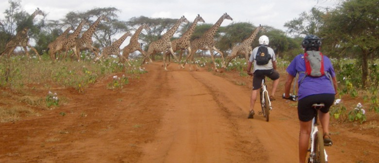 Adventures around the World by Bike by Escape Adventures